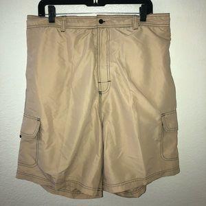 13e820fbea3 Nat Nast Swim | Trunks Board Shorts Gray Sz 34 | Poshmark